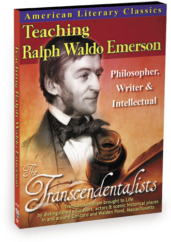 L4815 - American Literary Classics The Transcendentalists Teaching Ralph Waldo Emerson ? Philosopher, Writer & Intellectual