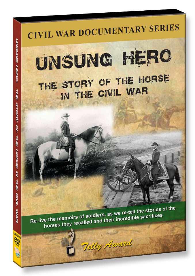 L4830 - Unsung Hero The Horse in the Civil War