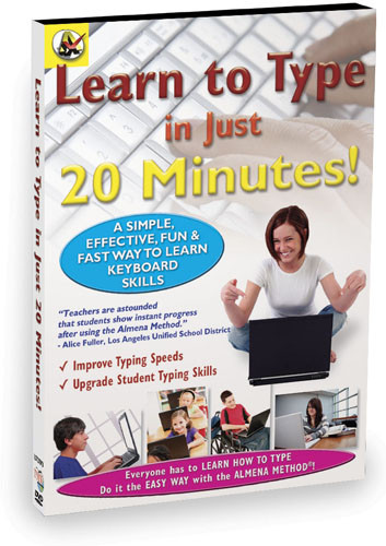 L5727 - Learn How To Type In Just 20 Minutes