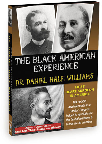 L5731 - Dr. Daniel Hale Williams First Black Heart Surgeon In America