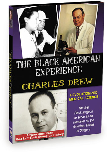 L5733 - Charles Drew Revolutionized Medical Science