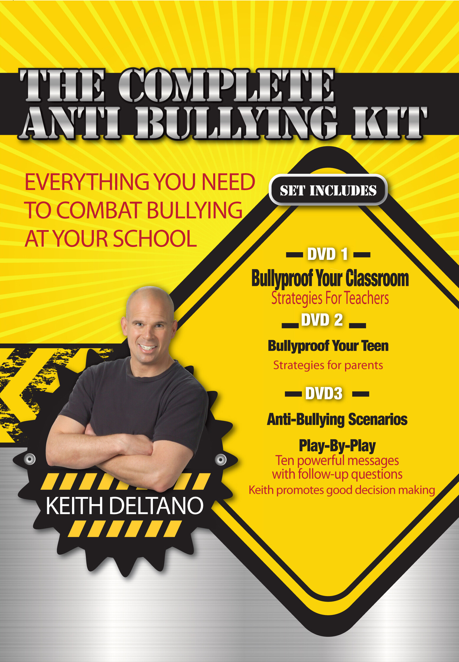 Q510 - Anti Bullying How to Stamp Out Bullying at School & In the Classroom