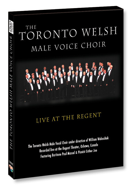 T2503 - The Toronto Welsh Choir Live at the Regent Theater
