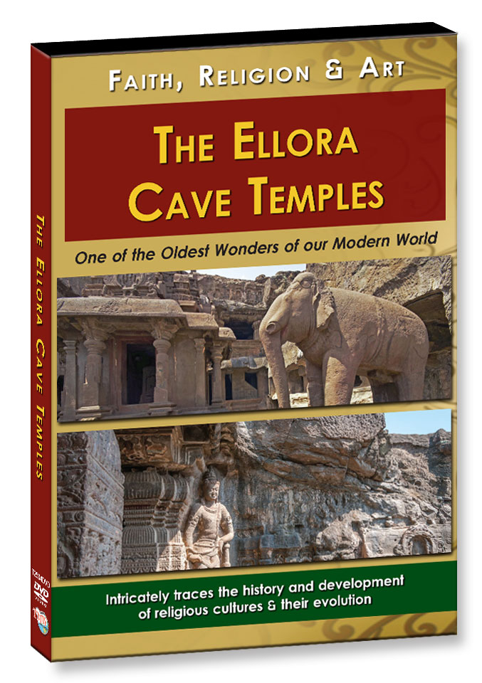 T2504 - The Ellora Cave Temples Faith, Religion & Art
