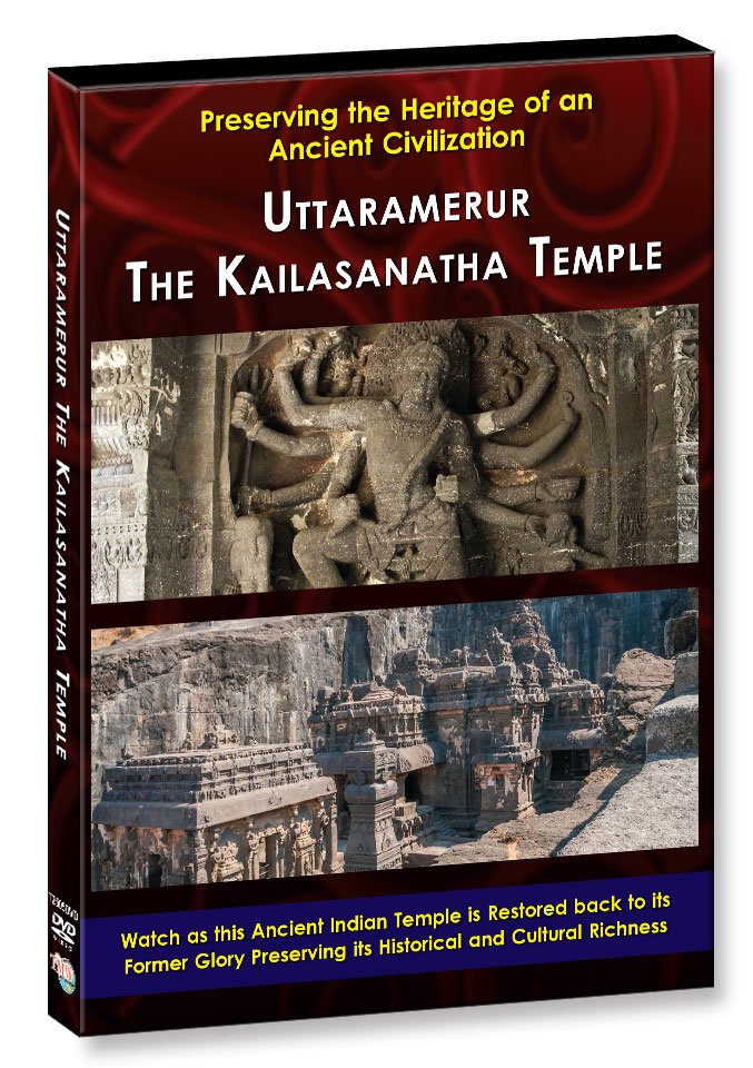 T2505 - Uttaramerur The Kailasanatha Temple Preserving Heritage of an Ancient Civilization