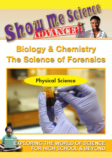 K4673 - Biology & Chemistry The Science of Forensics