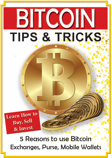 T8935 - Bitcoin Tips & Tricks Learn How To Buy, Sell & Invest